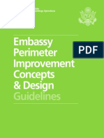Embassy Perimeter Improvement Concepts & Design Guidelines
