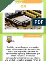 Exposicion Del Microp.