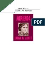 Merienda de Louisa May Alcott
