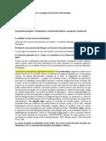 Sobre El Gusto en Bourdieu y Su Papel en La Prácticas Del Consumo