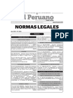 RM 544 2014 MINSA Lista Con Bnificacion