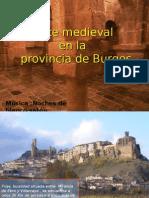 Arte medieval en la provincia de Burgos.pps