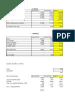 Evaluacion de Proyecto Flujo de Caja