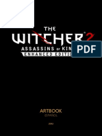 The Witcher 2  Artbook ES