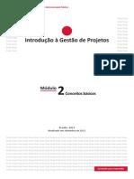 Gestão de Projetos - Módulo 2
