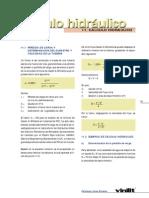 Calculo Hidraulico Vinilit Presion