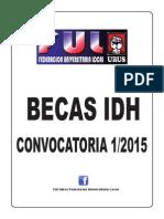 BECAS IDH CONVOCATORIA 1-2015.pdf