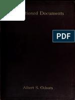 Cuestion de Documentos - Semi Traducido