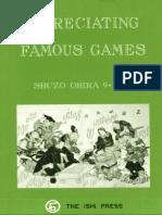 Appreciating Famous Games - Shuzo Ohira
