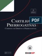 Cartilha Prerrogativas OAB
