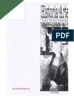Historia del arte Para Principiantes.pdf