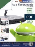 Issue 110 Radio Parts Newsletter - March 2015