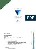 Company Profile DELTA 2011