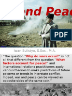 War and Peace.pptx