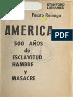 (9) Reinaga America 500 Años