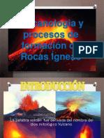 Vulcanología y rocas ígneas