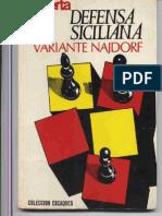 Defensa Siciliana - Variante Najdorf