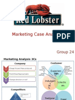 210723918 Red Lobster Case Analysis