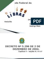 Seminário de Libras