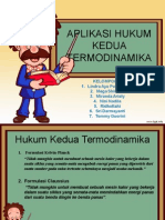 Fix Ppt Kelompok Termodinamika