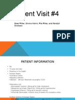 ipe patient visit 4 ppt