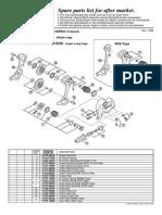 Xt Derailleur EV RD M750 1796_v1
