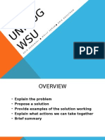 unplug wsu powerpoint 2