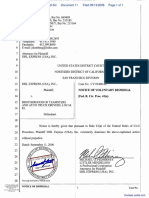 DHL Express (USA) Inc. v. Brotherhood of Teamsters and Auto Truck Drivers, Local 85 - Document No. 11