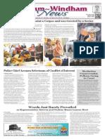 Pelham~Windham News 4-10-2015