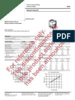 ENG DS PCL Series Relay Data Sheet E 0612
