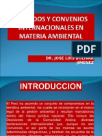 20 Tratados Internacionales Ambientales Peru