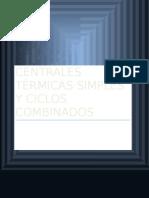 Centrales Térmicas Simples y Ciclos Combinados (1)