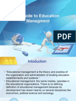 Education Managmnt
