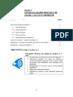 1-Notiuni Generale Despre Procesul de Masurare.calcul Erorilor