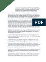 Kurangnya Kehandalan SDM Dan Tidak Kompeten Dalam Manajerial Serta Kurangnya Pengalaman Ketika Menjalankan Strategi Perusahaan