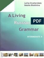 A Living Russian Grammar Intermediate II