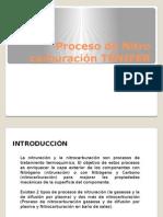 Proceso de Nitro Carburación TENIFER