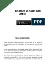 Práctica de Redes Sociales Con Gephiversionespañol