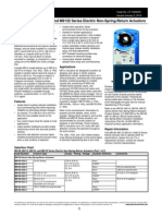 Johnson Control Actuator Selection