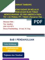 Seminar Tambang