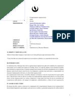 AH14 Comportamiento Organizacional 201302