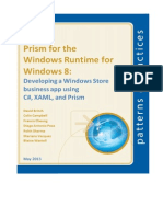 2013 Prism for the Windows Runtime for Windows 8