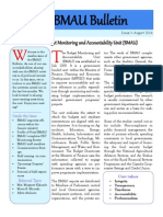 BMAU Bulletin