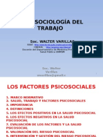 WVARILLAS Psicosociologia Del Trabajo 10 Oct 2014