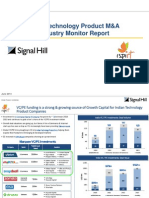 India Technology Product M&A Industry Monitor Report