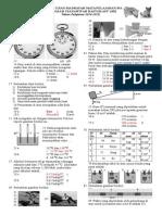 Prediksi UM IPA MTs HA 2014-2015 Edit