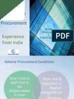 Improving Competition in Public Procurement - 2