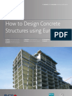 How to Design Concrete Structures Using Eurocode 2