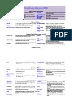 Financial Info Weblinks (1)