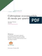 COC Relazione Cra Ort Coc0809 Rucola